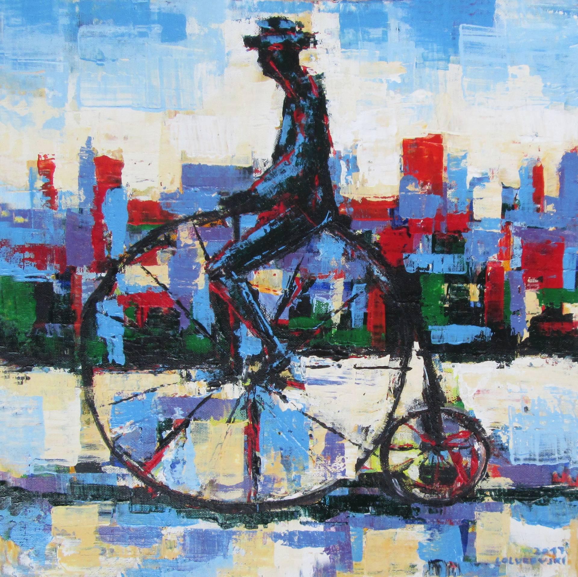 Risultati immagini per bicycle saatchi art