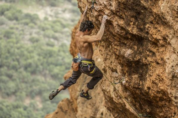 Rock Climbing Mountain Extreme Sports Rope Cliff Crag Motivation Eyal