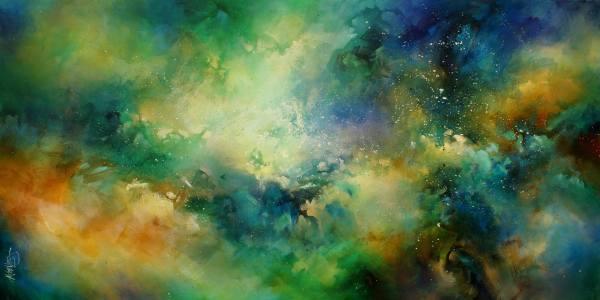 Saatchi Art 'eternity' Painting Michael Lang