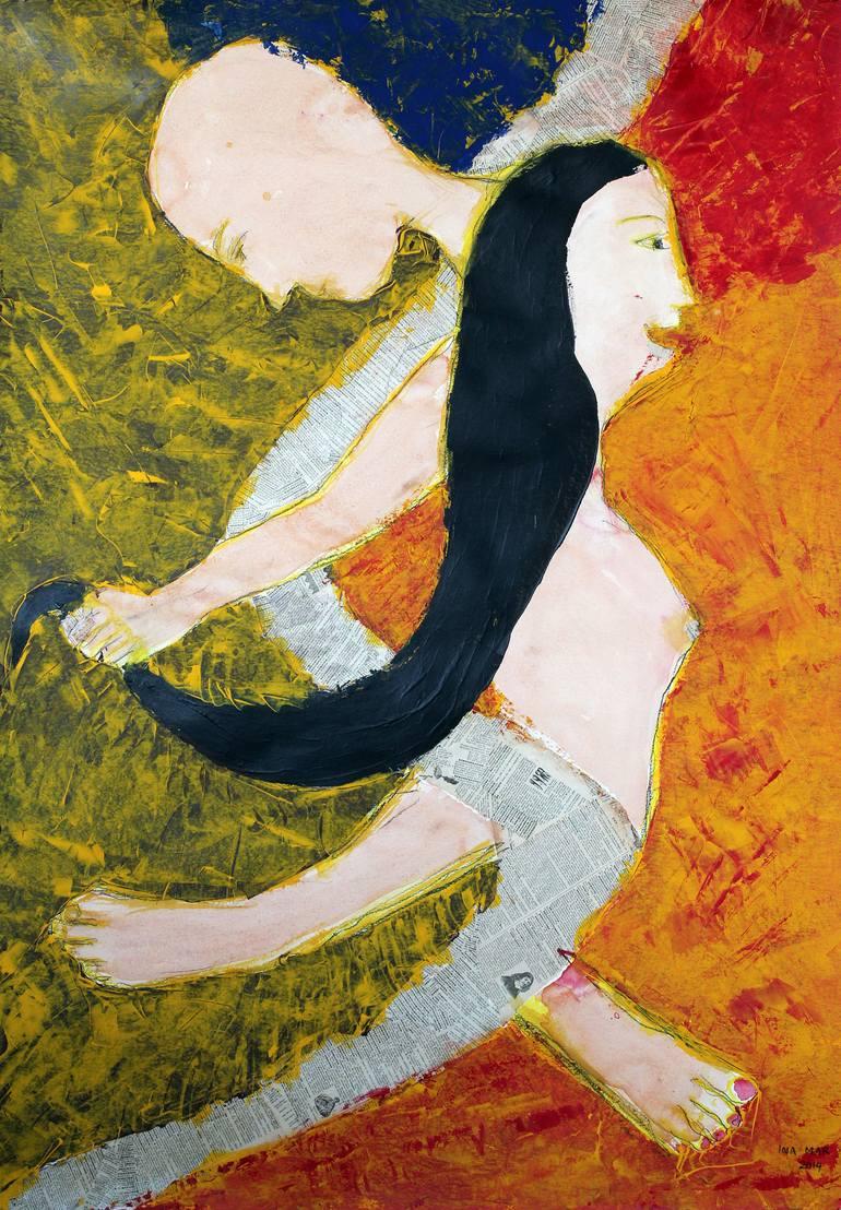 Risultati immagini per depression saatchi art