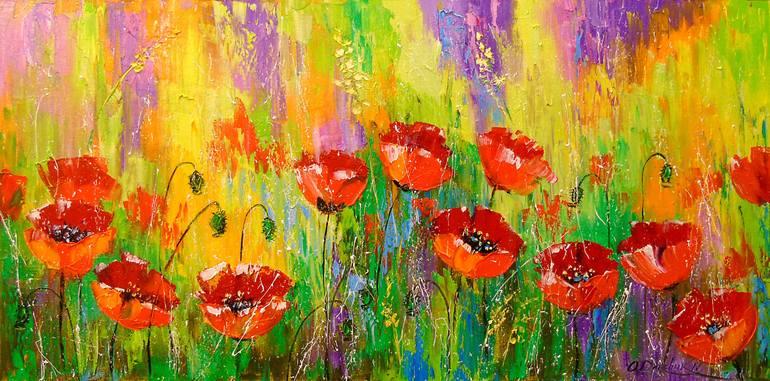 art of poppy ile ilgili görsel sonucu