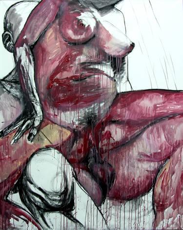 Saatchi Art Artist Gyobeom An Painting Image Sex Art