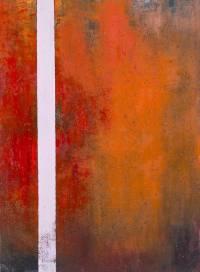 Saatchi Art: Corten Steel Painting by Viktoria Marion