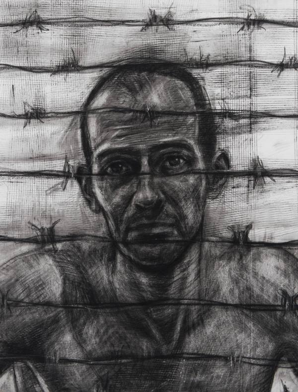 Concentration Camp Drawings