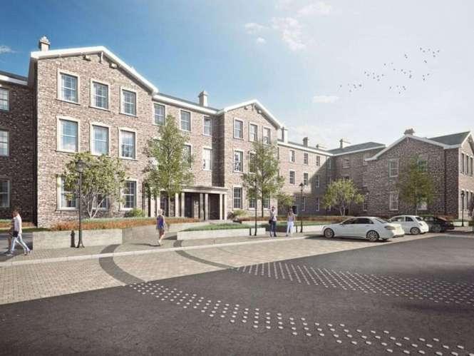 Apartment B14 Loft Housecollege Road Biston Bristol Bs7 9lu
