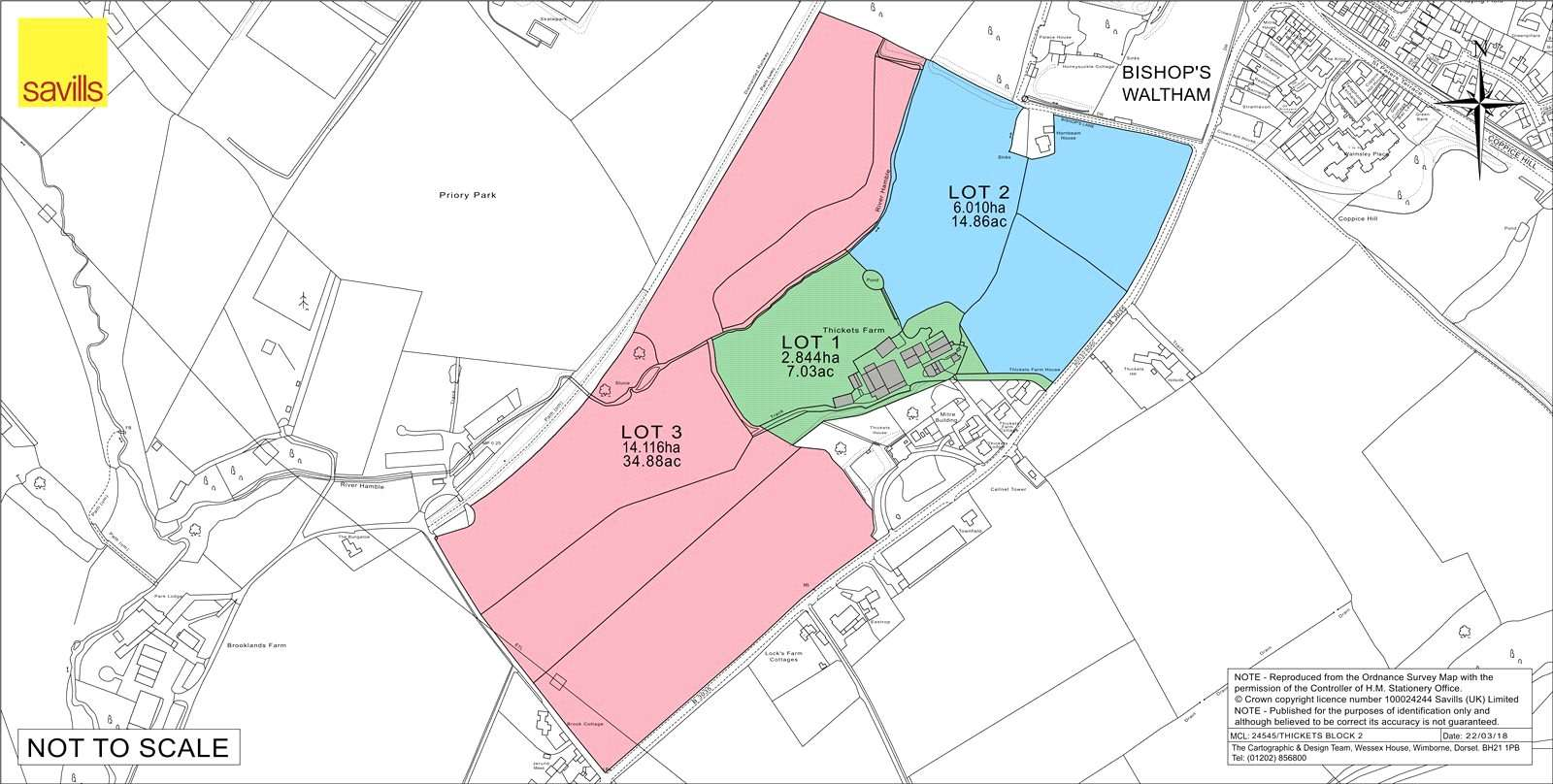 hight resolution of savills lot 1 thickets farm buildings botley road bishops waltham hampshire so32 1dr property for sale