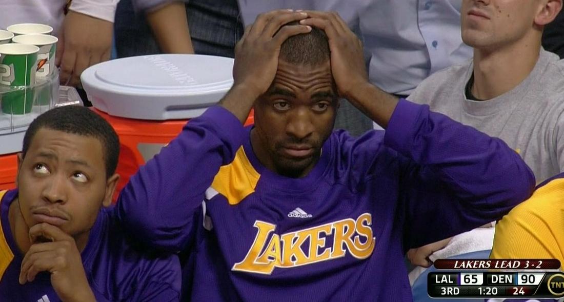 Christian Eyenga Speaks For All Lakers Fans  SBNationcom