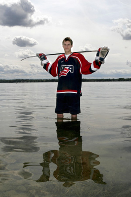 2009 NHL Entry Draft Prospects Jeremy Morin  Stanley Cup of Chowder