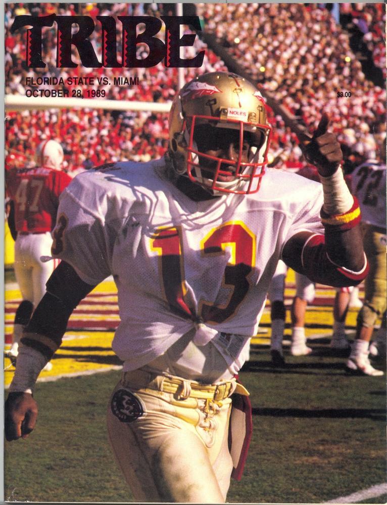 FSU Seminoles vs UM CanesCollege Footballs Greatest
