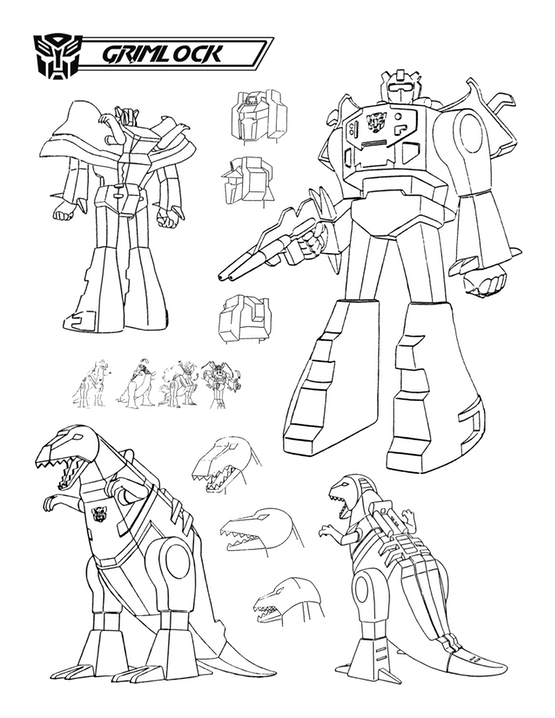 Transforming Grimlock: How High Moon saved the Dinobots