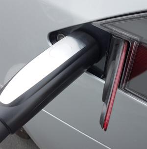 Tesla Model S charging?? via The Verge