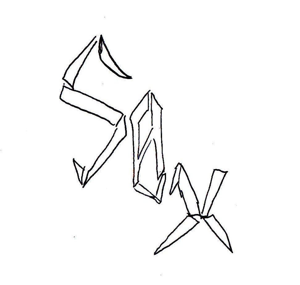 Draw a sports logo from memory: Chicago White Sox