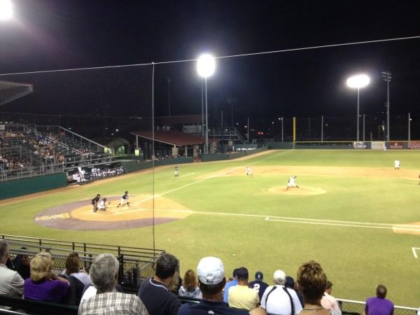 Cal State San Marcos Baseball Field