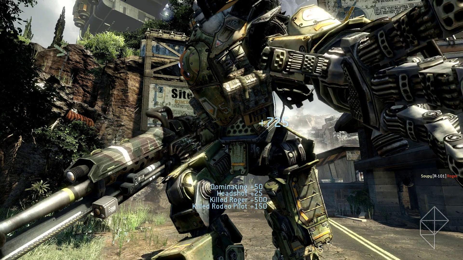 Next-Gen Gaming: Titanfall