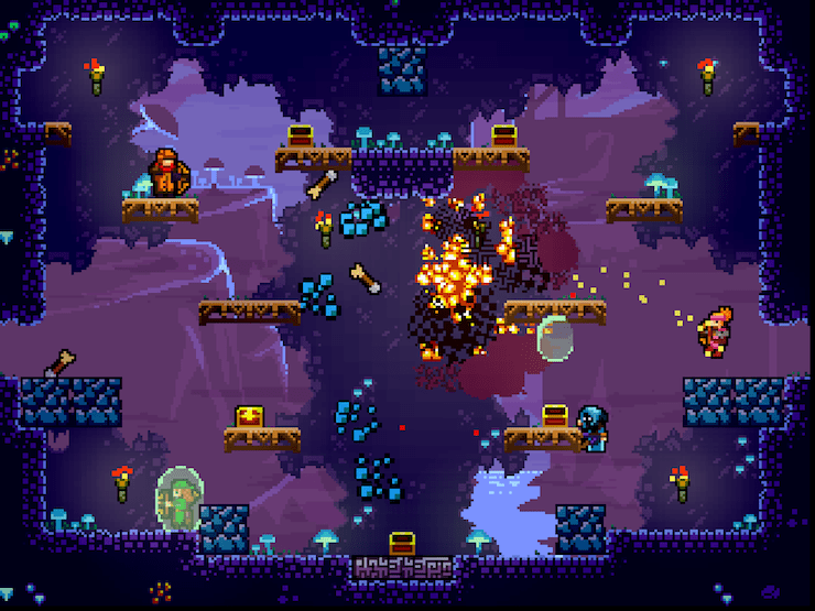 Fall Out Boy Mania Pc Wallpaper Towerfall Creator Talks Story Modes Inspiration Pricing
