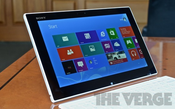 Sonys three new VAIOs find ways to make tablets out of