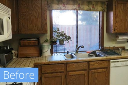 sears kitchen remodel pantry organizers home services dream makeover