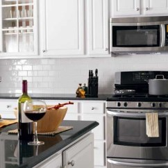 Sears Kitchen Remodel Wall Phones Renovation Design Including New Faucets