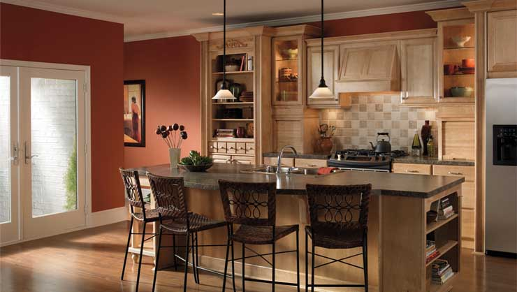 sears kitchen slide out organizers cabinets remodel renovation design including new floors countertops faucets and sinks from