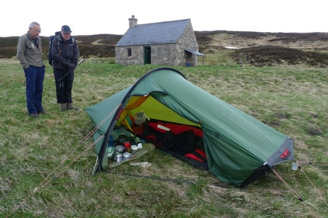 Hilleberg Akto Tent Review  Section Hikers Backpacking Blog