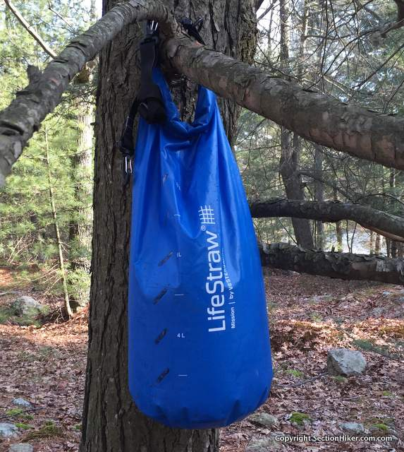 LifeStraw Mission GravityFed Water Purifier Review