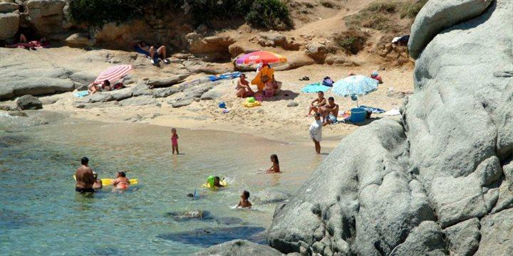 Beaches in La Balagne