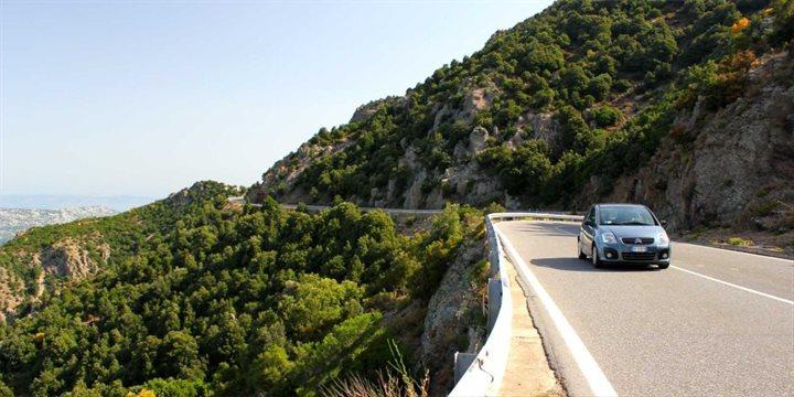Gola Su Gorropu scenery, Sardinia