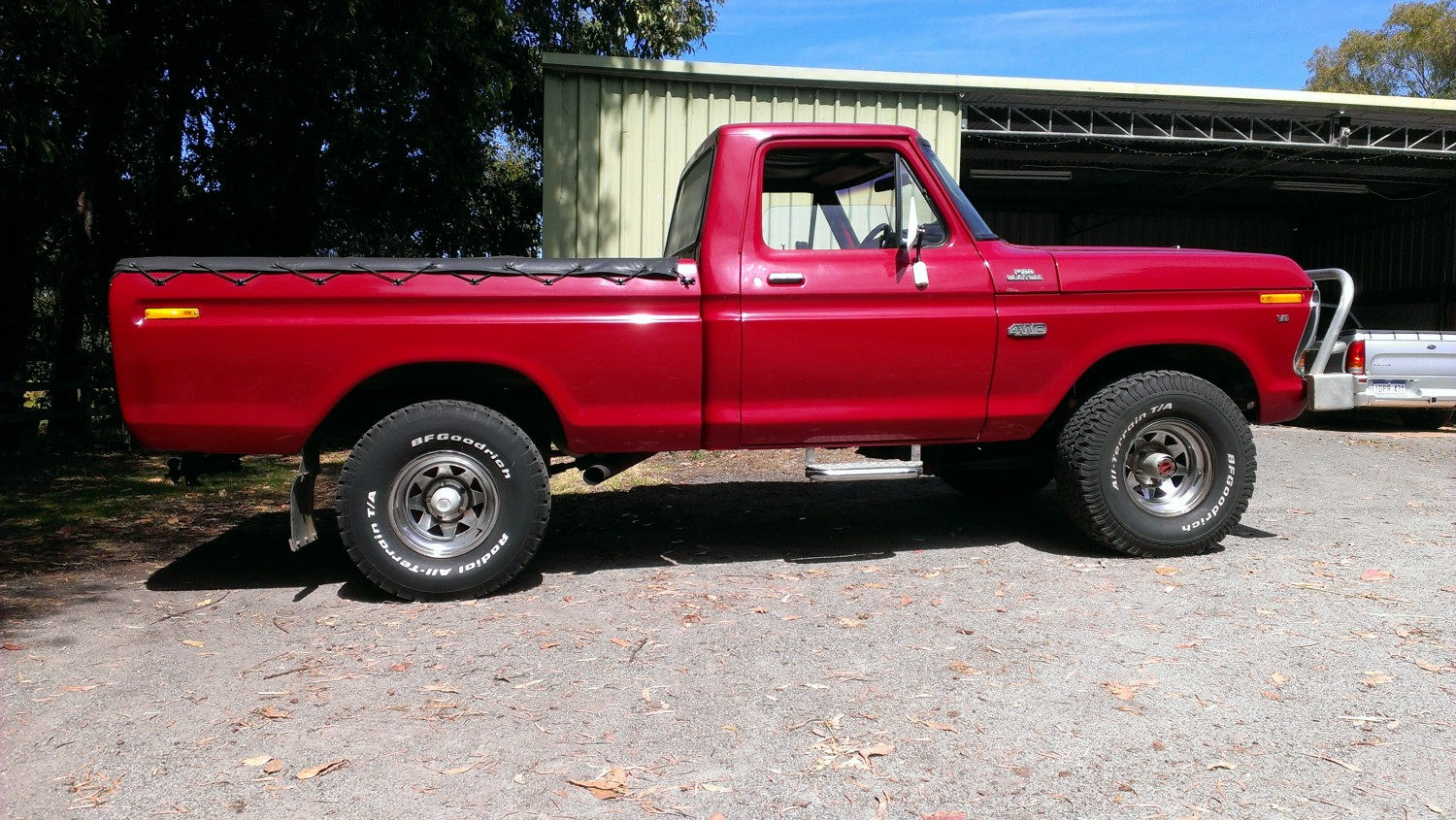 hight resolution of 1977 ford f100 4x4