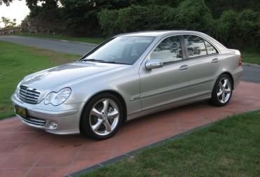 2005 MercedesBenz C200 CLASSIC  seanjaninebigpondcom  Shannons Club