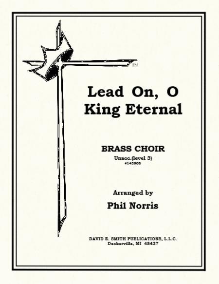 Sheet music: Lead On, O King Eternal