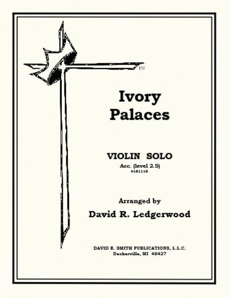 Sheet music: Ivory Palaces (Violin)
