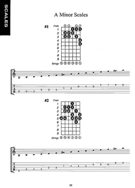 Sheet music: Complete Book of Guitar Chords, Scales, and