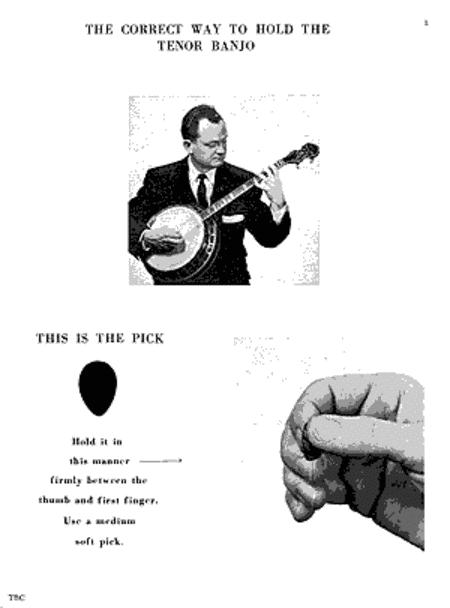 Sheet music: Tenor Banjo Chords (Tenor Banjo)