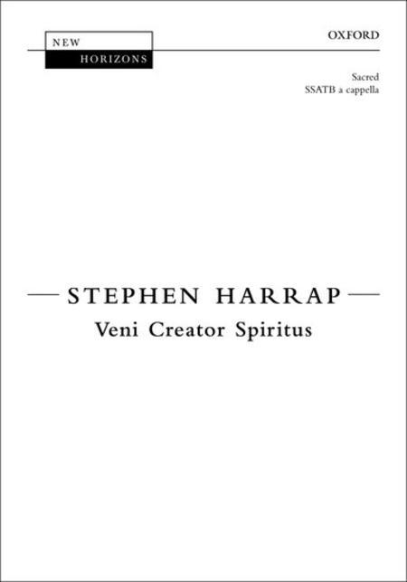 Partitions : Veni Creator Spiritus (SSATB A Cappella)