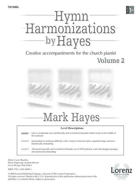 Mark Hayes sheet music books scores (buy online).