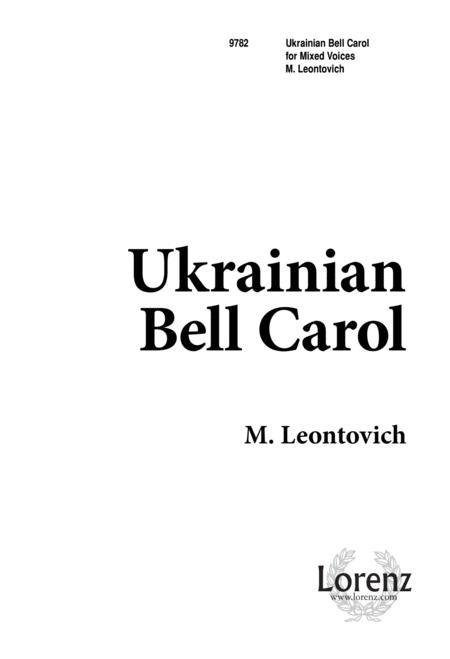 Buy Sheet Music Leontovich