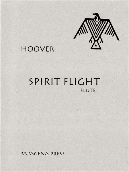 Sheet music: Spirit Flight (Flute)