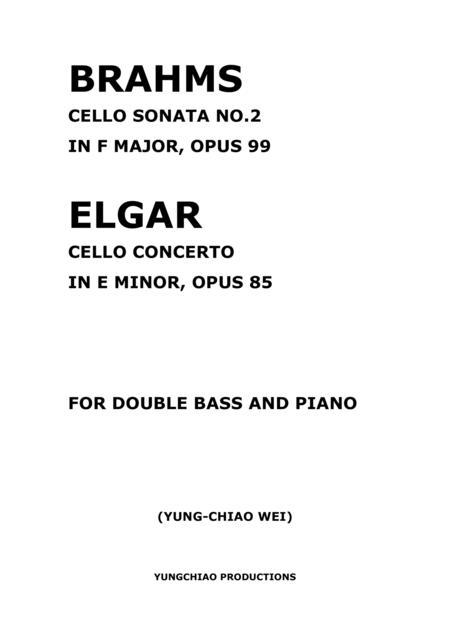 Download Digital Sheet Music for Double bass, Piano (duet)