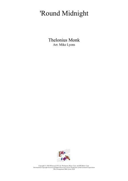 Buy Thelonious Monk Sheet music, Tablature, scores