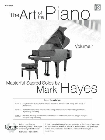 Download Mark Hayes Digital Sheet Music and Tabs