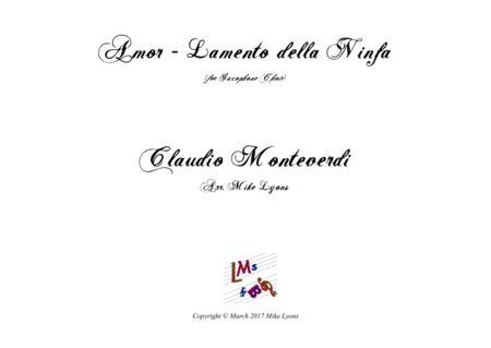 Buy Sheet Music monteverdi