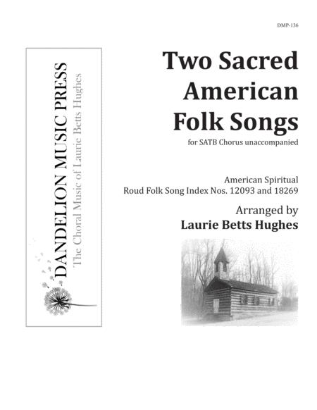 American Folk Song sheet music to download and print