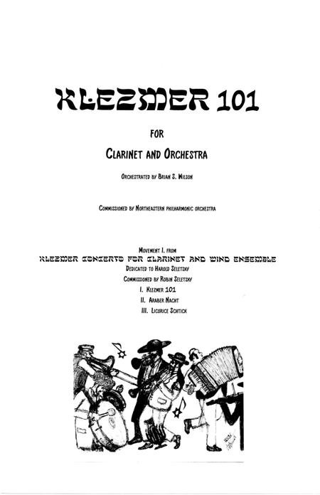 Download Digital Sheet Music of Meredith Willson for Clarinet