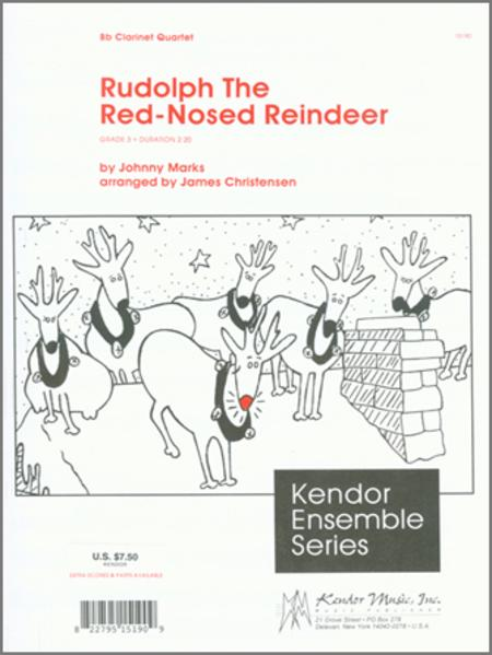 Sheet music: Marks: Rudolph The Red-Nosed Reindeer