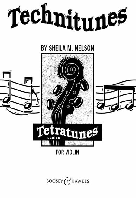 Sheet music: Technitunes (Violin)