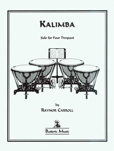 Sheet music: Kalimba