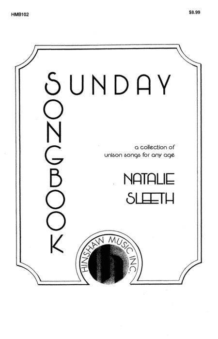 Partitions : Sunday Songbook (Unison, Piano)