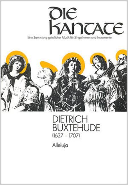 Sheet music: Alleluja (Cello, Choir, Viola, Violin, B-Flat