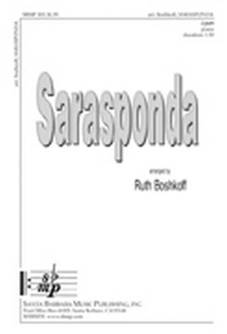 Sheet music: Sarasponda (2-part, Piano)