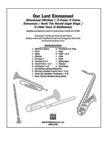 Sheet music: Our Lord Emmanuel (Emmanuel (McGee) / O Come